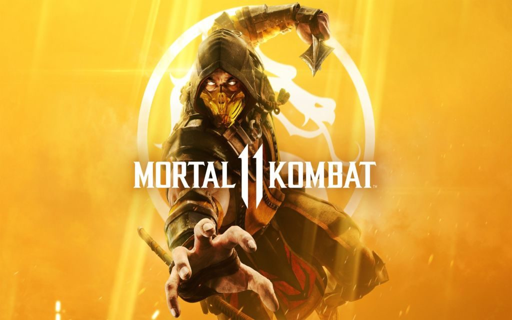 Here Is New Mortal Kombat + Amazing Photos!