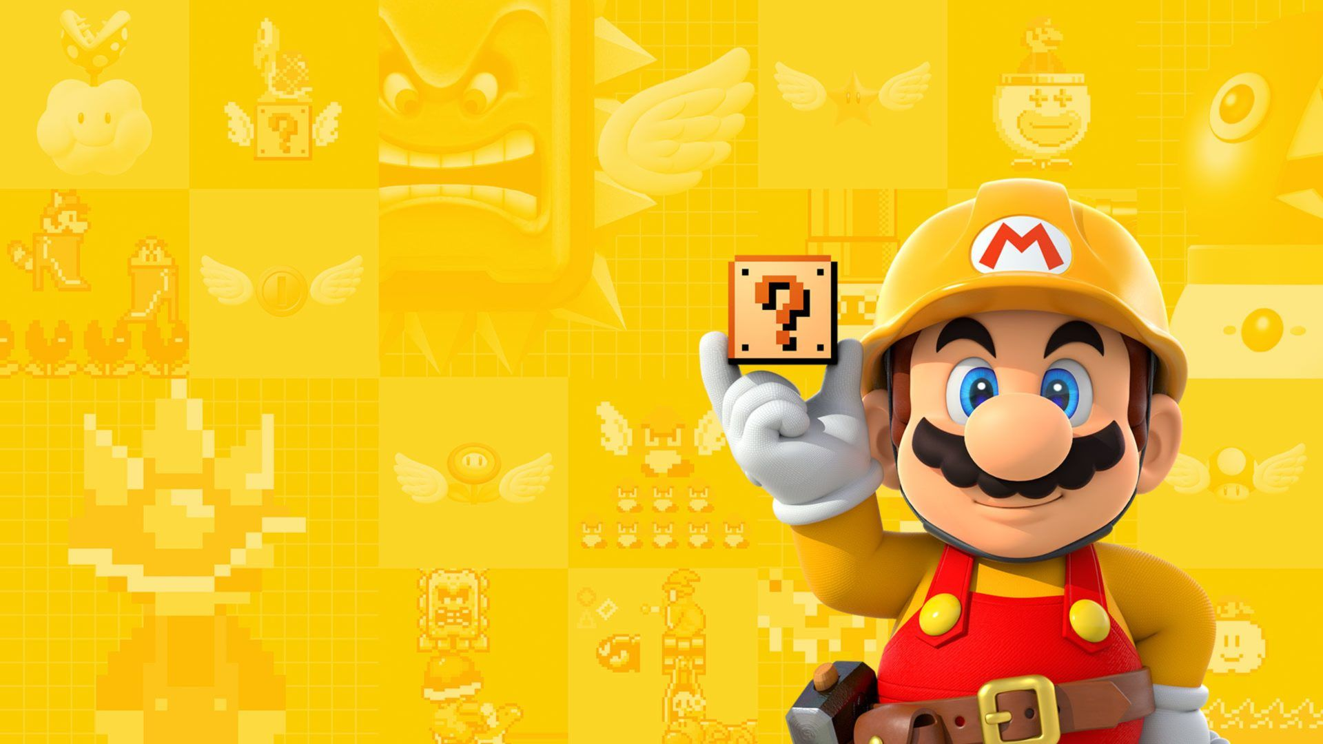 Build Your Own Mario World Lovelytab