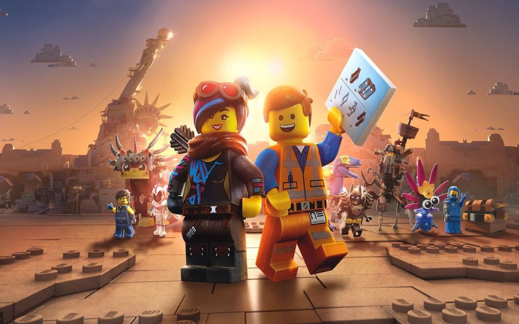 The Lego Movie 2 Wallpapers & Lego 2 Facts!
