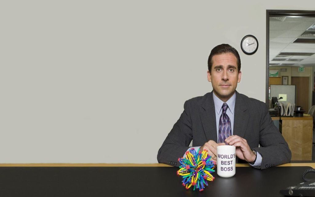 The Office Cast + Cool Background Images