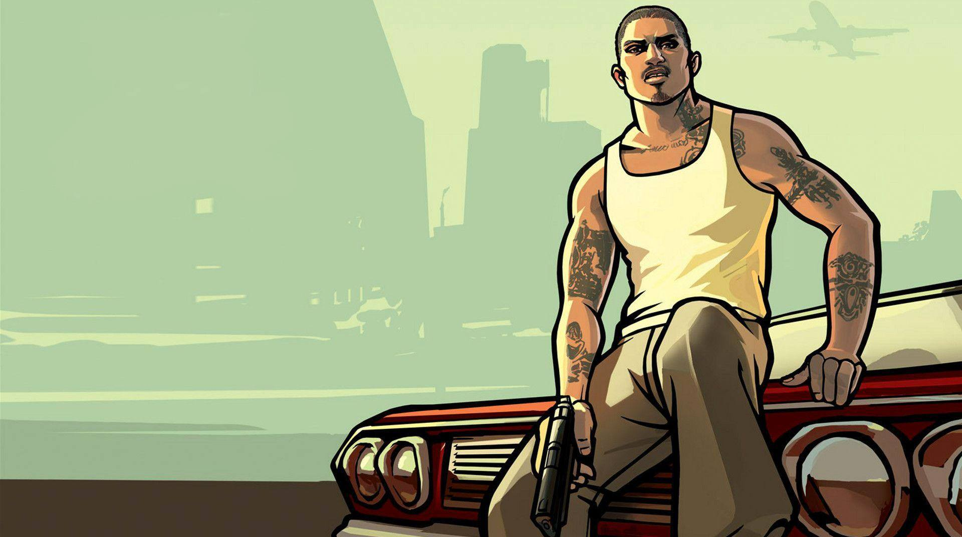 GTA San Andreas HD Wallpaper