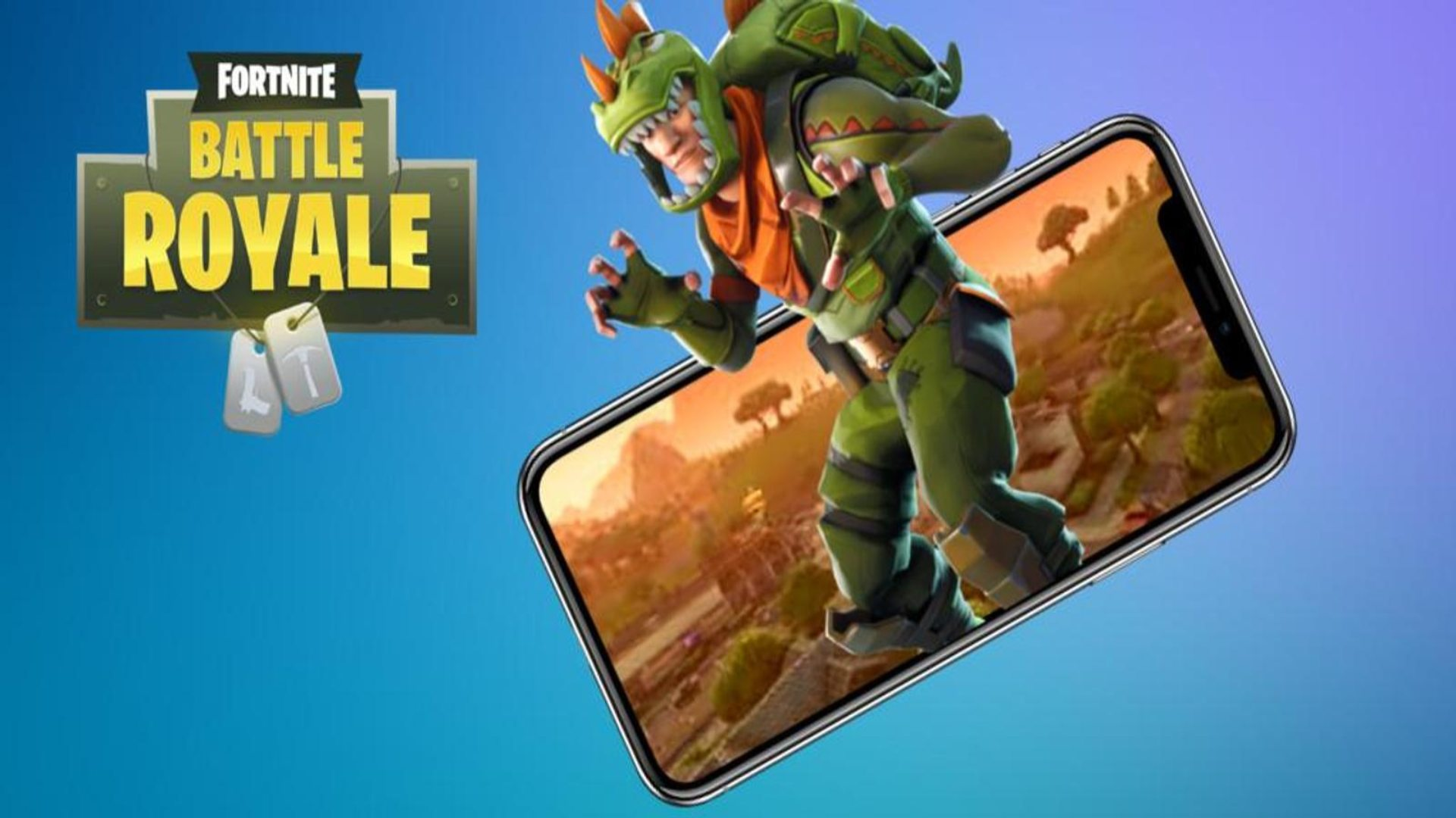 Fortnite Mobile Backgrounds