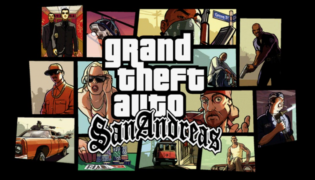 GTA San Andreas History + Amazing Photos