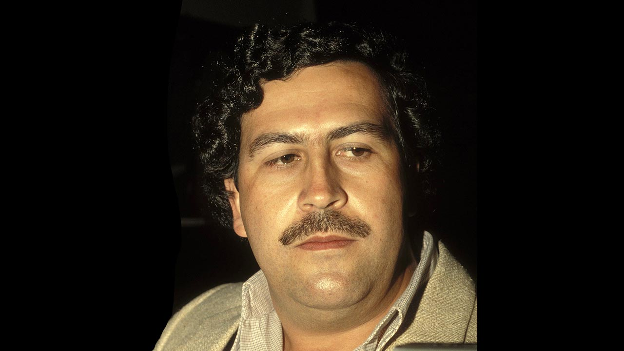 Pablo Escobar Narcos & Pablo Escobar Cartel Wallpaper