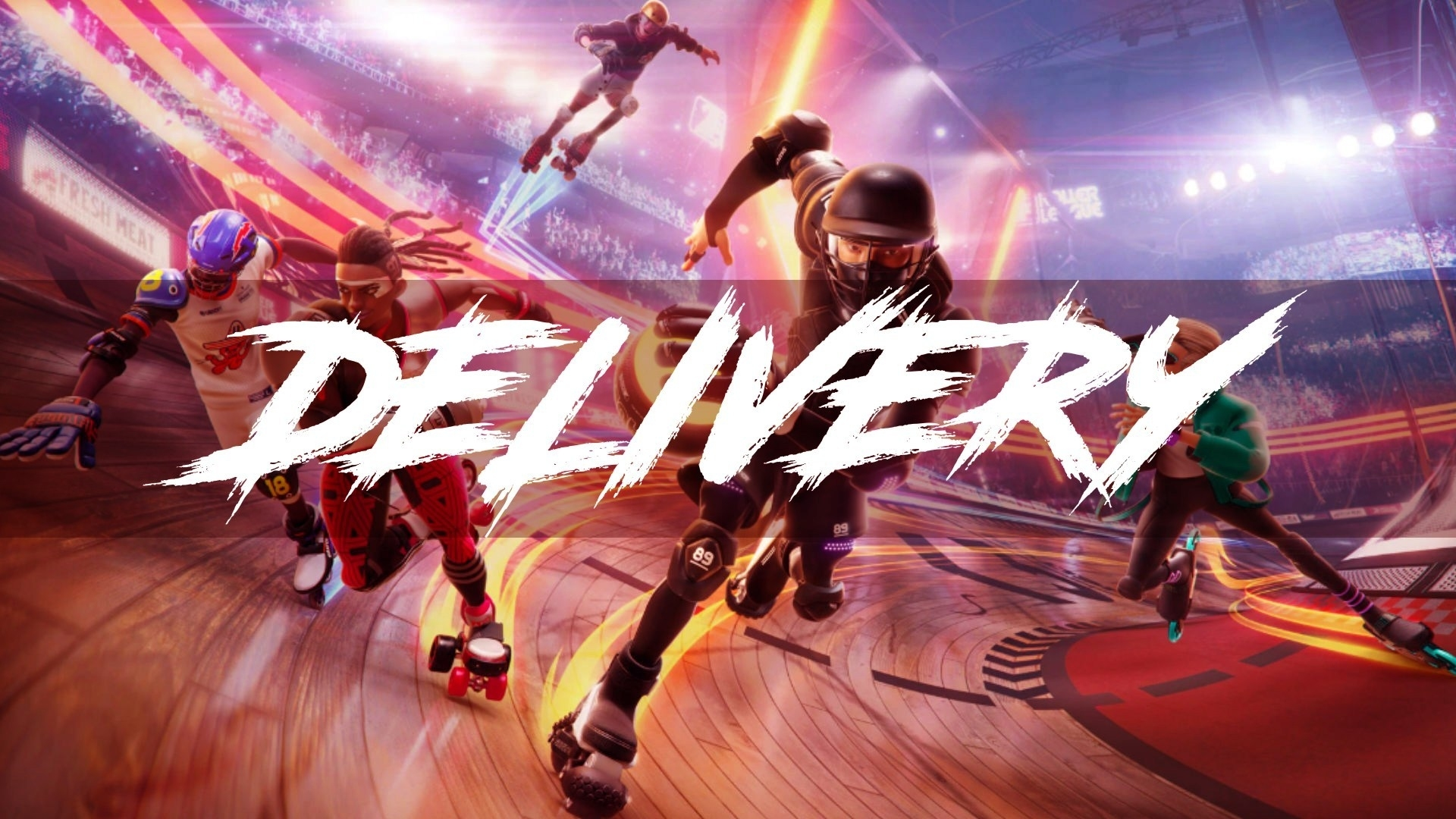 Roller Champions PS4 HD Wallpaper