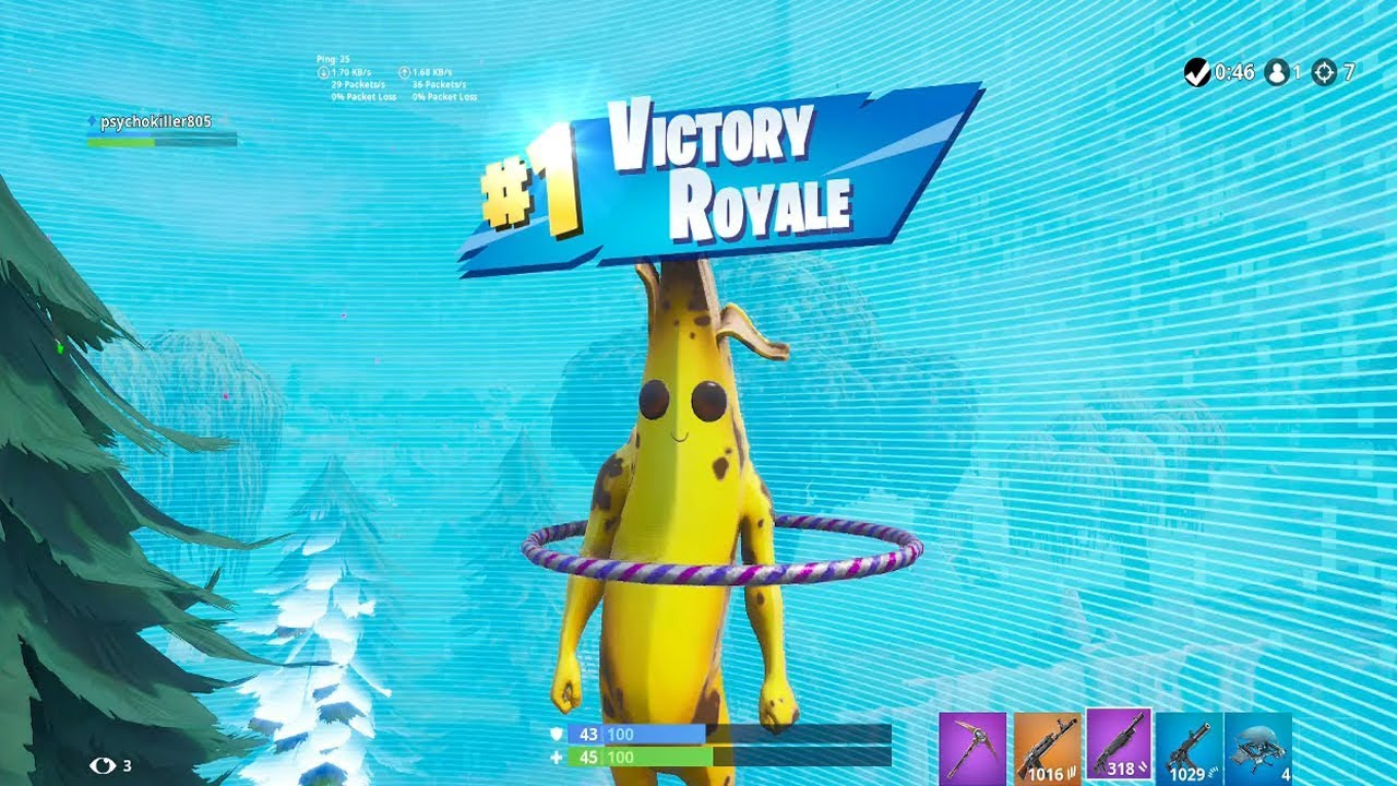 Peely Skin Fortnite Wallpaper Peely Banana Skin Fortnite Theme & Fornite Skins Background