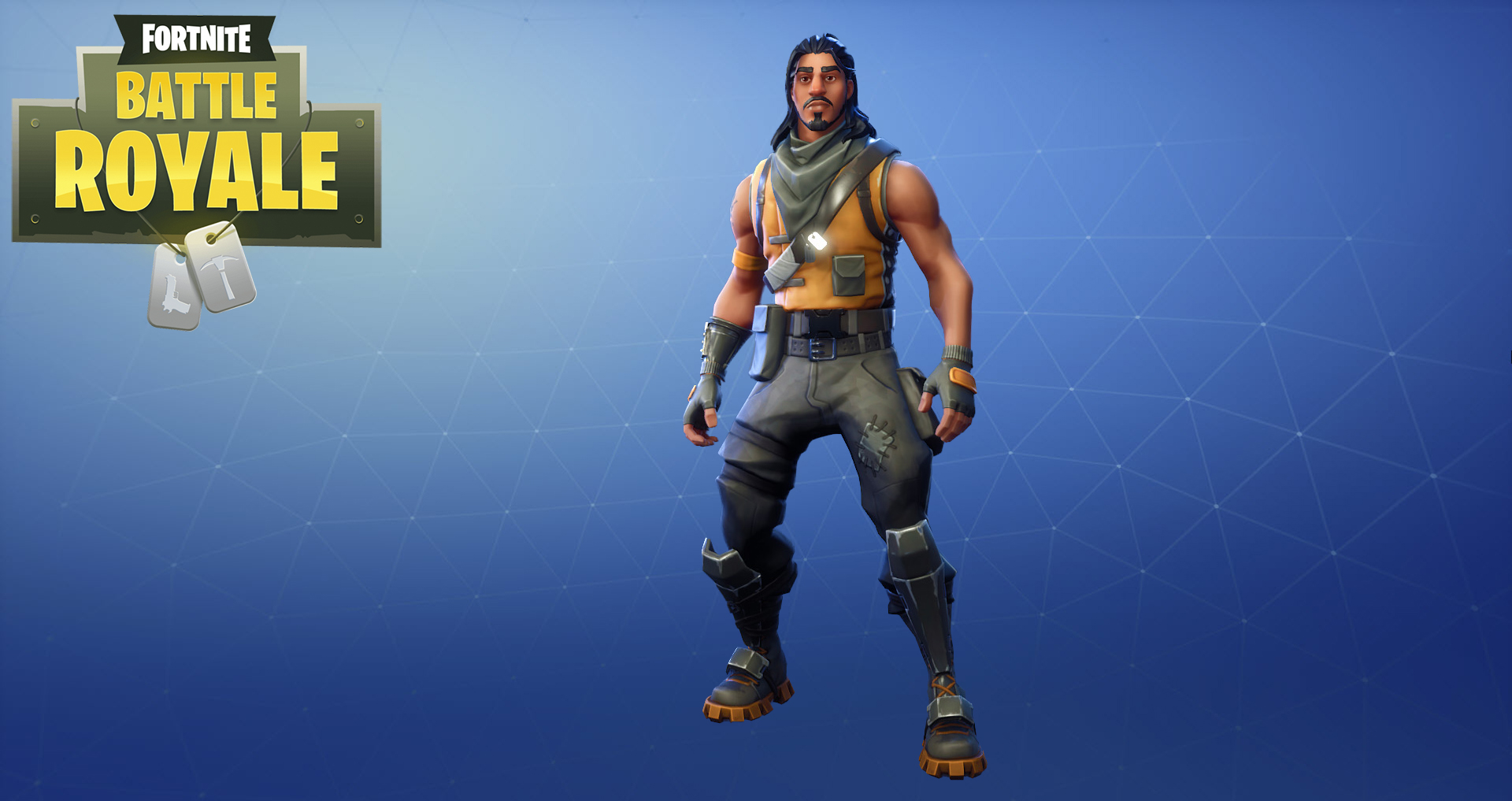 Tracker Skin Fortnite Wallpaper HD