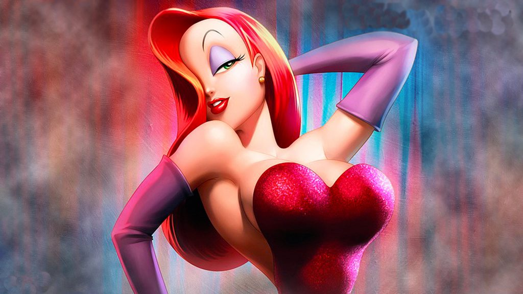 Jessica Rabbit Wallpaper HD