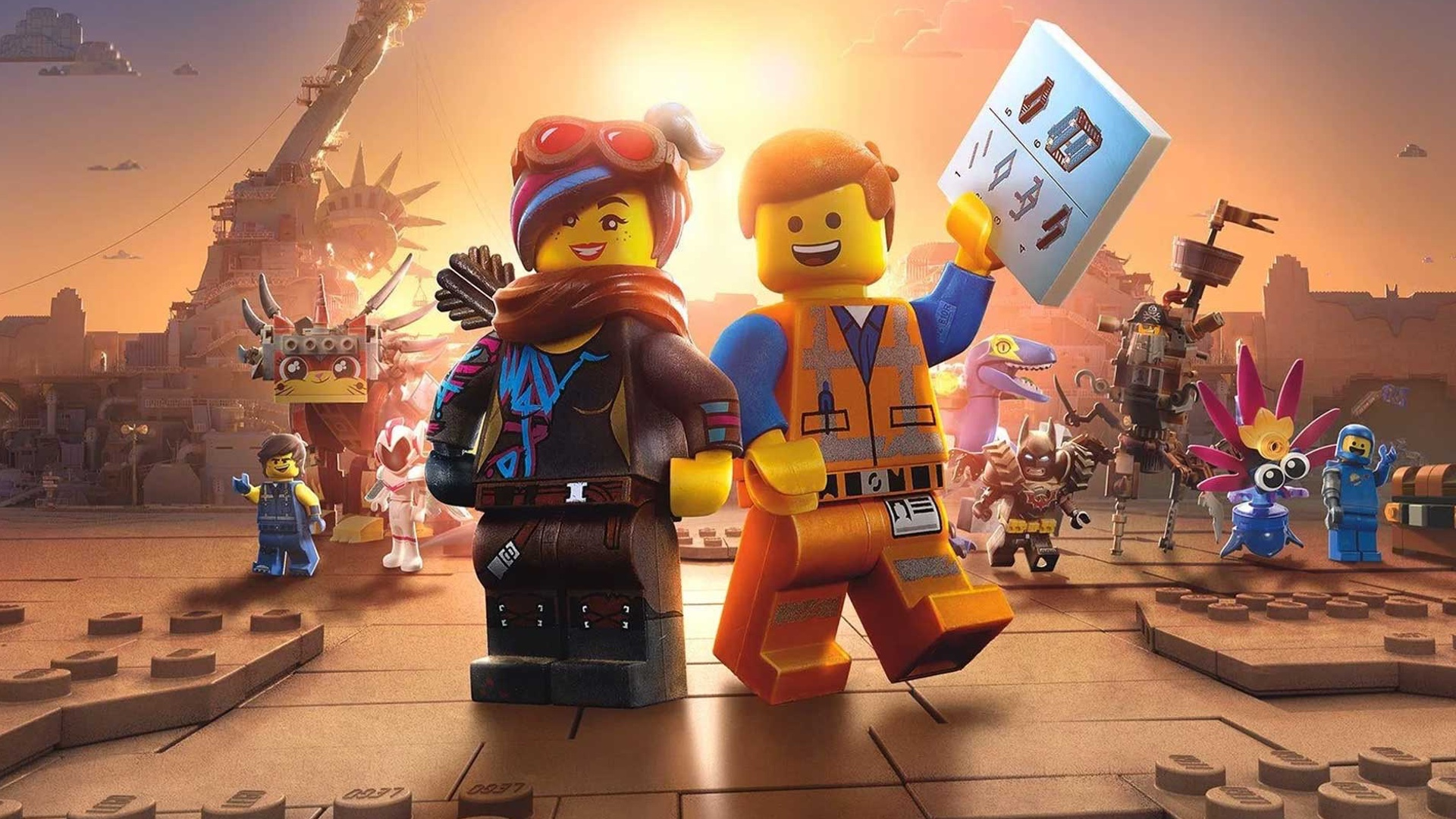 The Lego Movie 2 Wallpaper & Lego 2 Theme HD