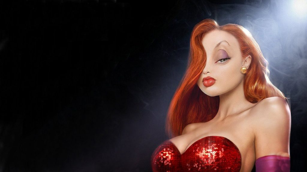 Jessica Rabbit Wallpaper HD Jessica Rabbit Cartoon & Jessica Rabbit Theme HD