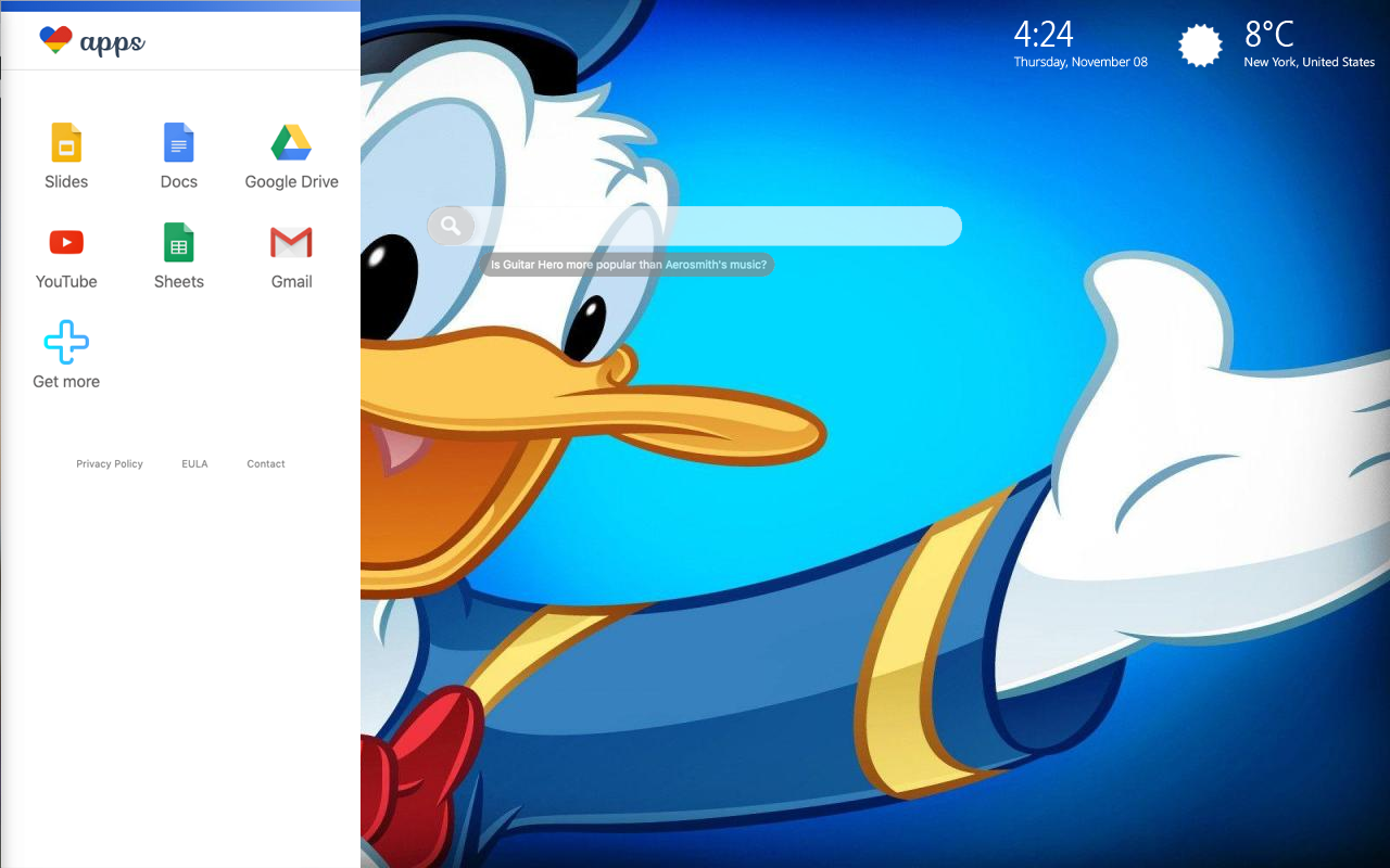 Donald the Duck Wallpaper HD Donald Duck Disney Theme & Donald Duck Meme Wallpaper HD