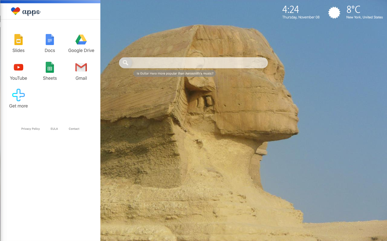 The Sphinx Wallpaper HD