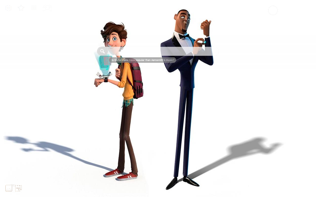 Spies in Disguise 2019 Wallpaper HD