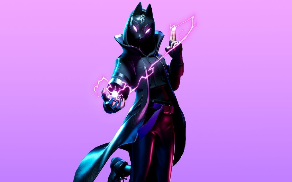 Catalyst Fortnite Skin – Alter The Paradigm