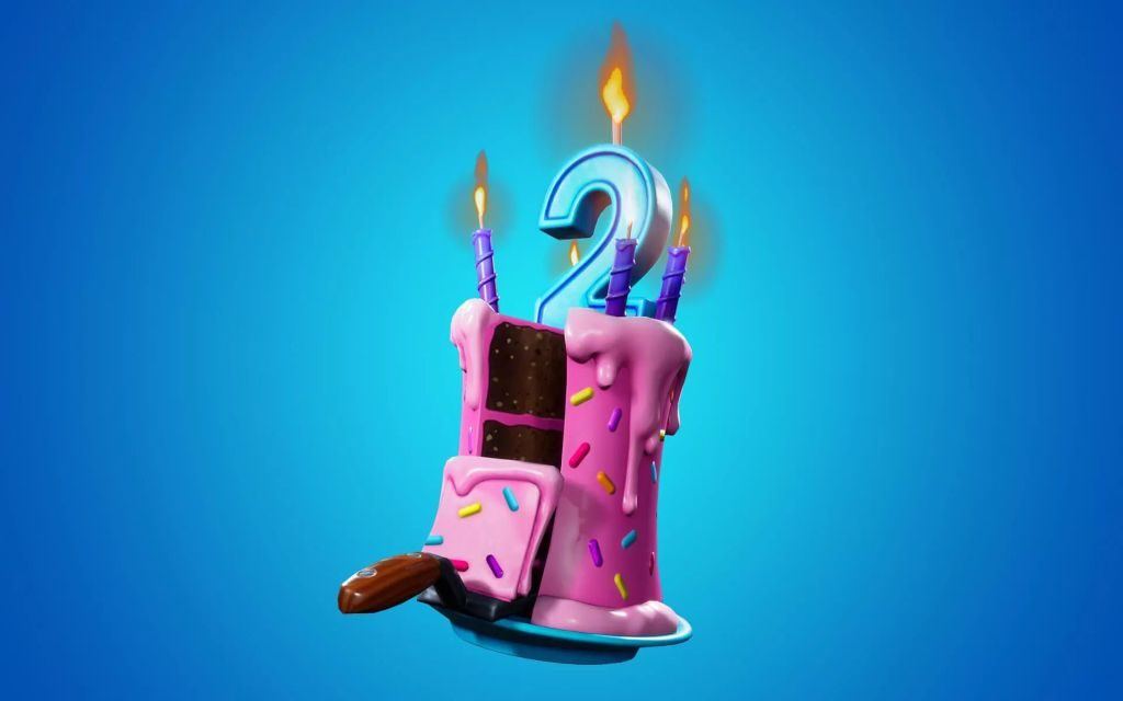 Fortnite 2nd Birthday