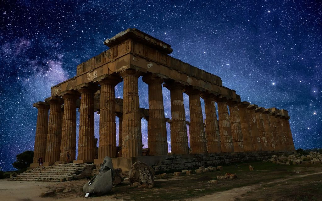 Greek Monuments Wallpapers HD