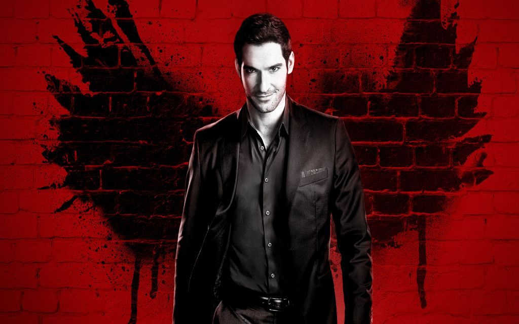 Lucifer Netflix Wallpaper HD