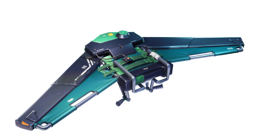 Pivot Leaked Fortnite Glider