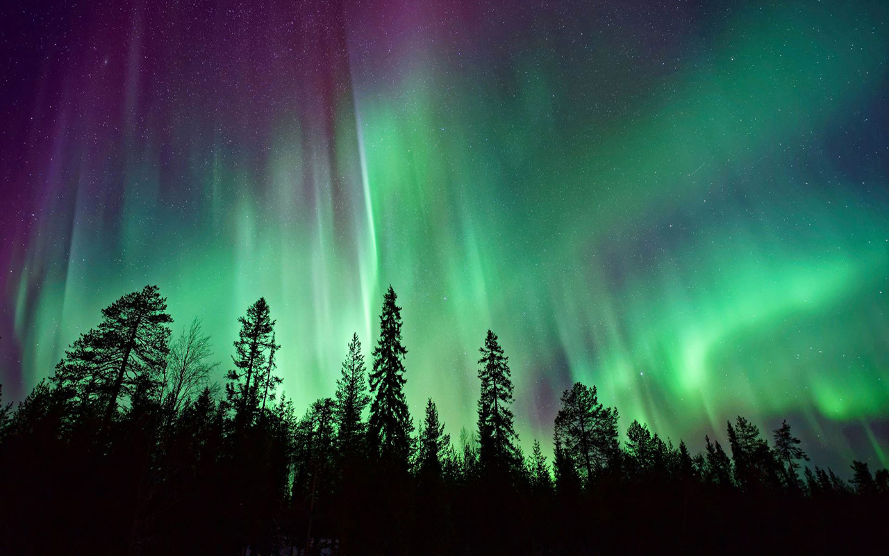 Northern Lights Wallpapers, Aurora Borealis Wallpapers
