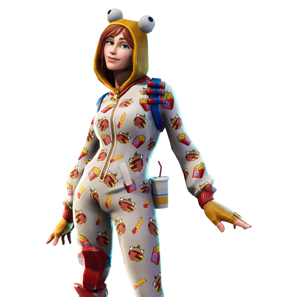 Onesie Leaked Fortnite Skin v6.1