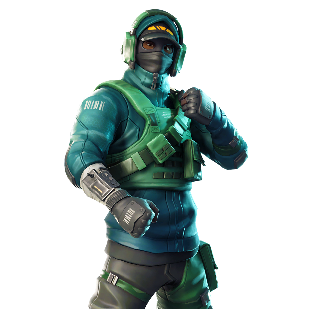 Reflex Fortnite Leaked Skin