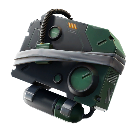 Response Unit Leaked Fortnite Back Bling