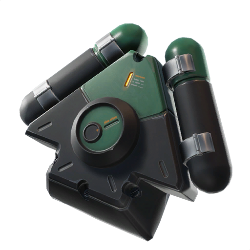 Reaction Tank Fortnite Leaked Back Bling