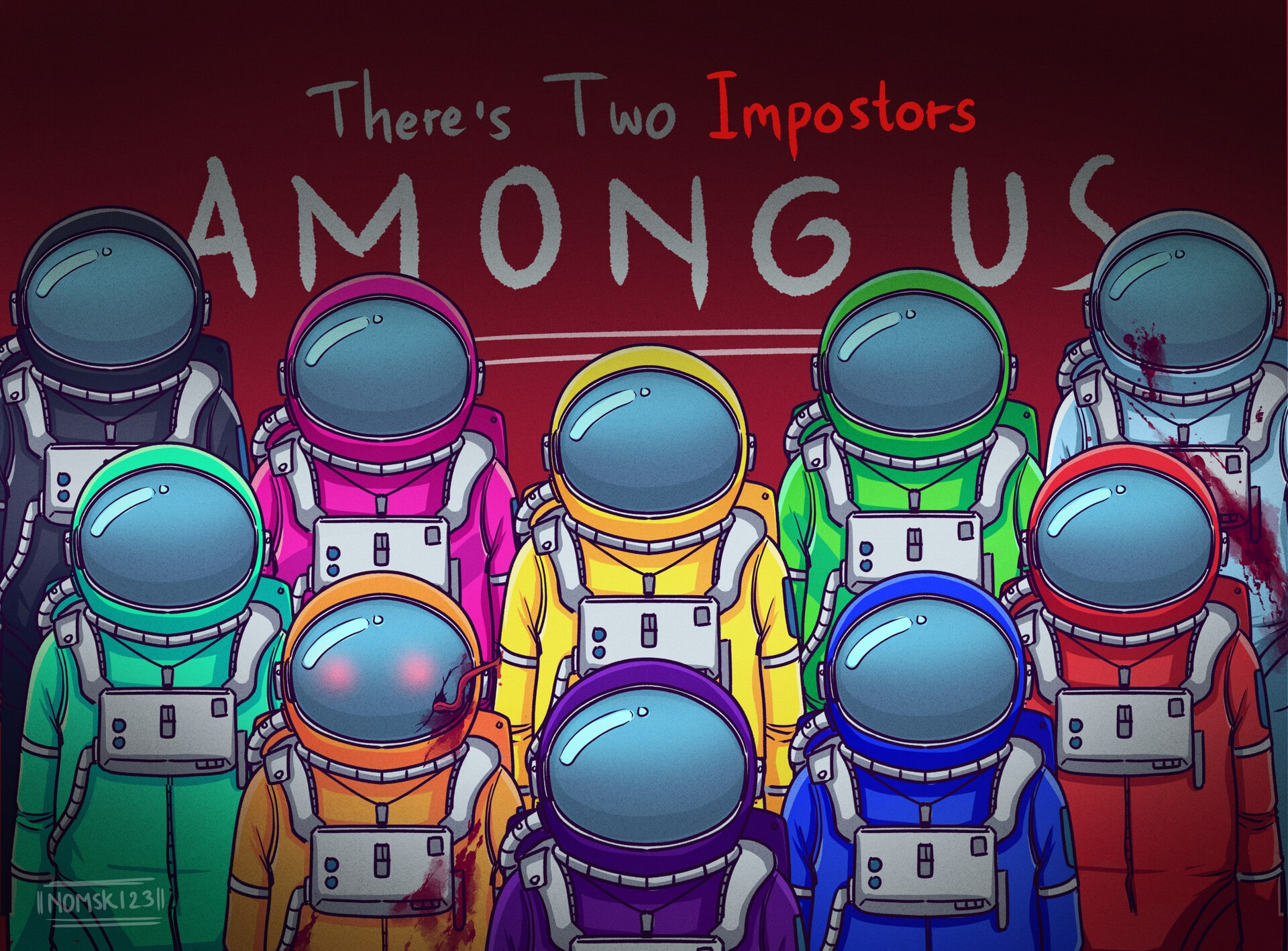 Among Us Online Game