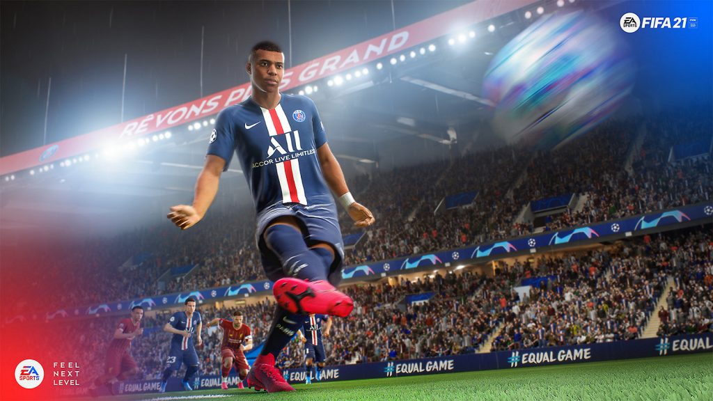About the FIFA 21 PS5 game and it's amazing graphics!